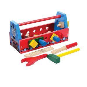 Thomas Wood Tool Box with Tools